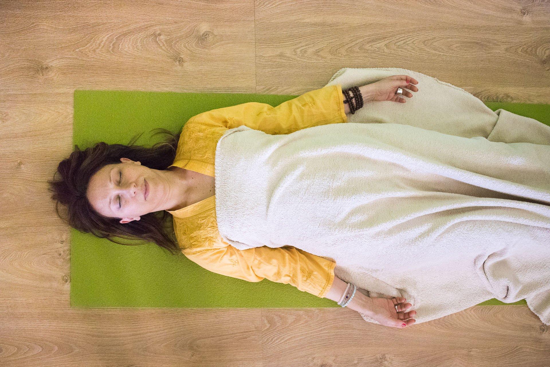 Yoga Nidra benefici