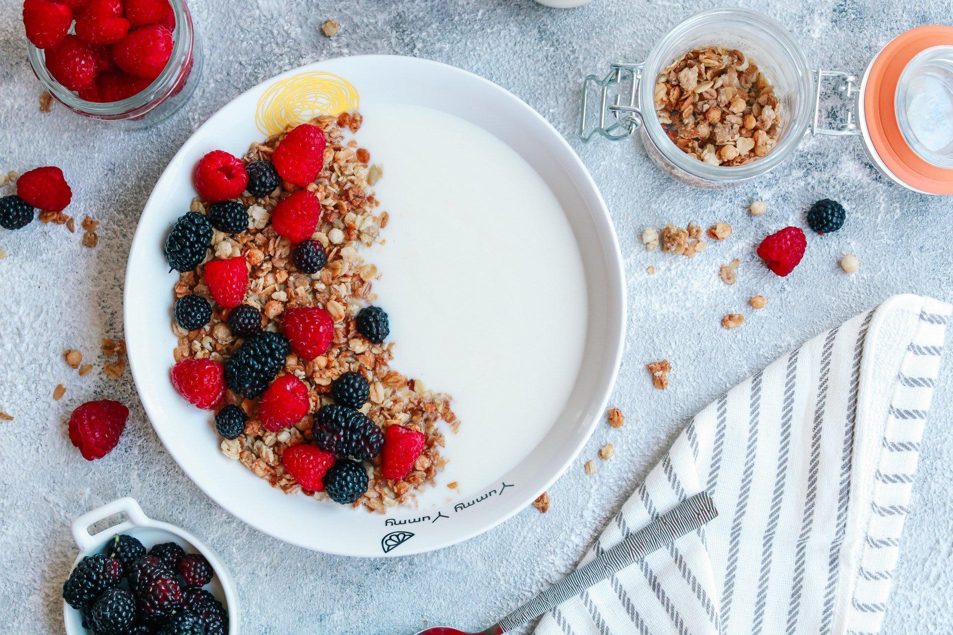colazioni salutari